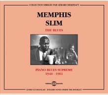 MEMPHIS SLIM - THE BLUES : PIANO BLUES SUPREME 1940-1961