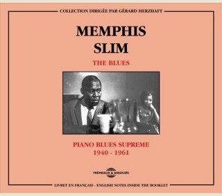 MEMPHIS SLIM - THE BLUES : PIANO BLUES SUPREME 1940-1961