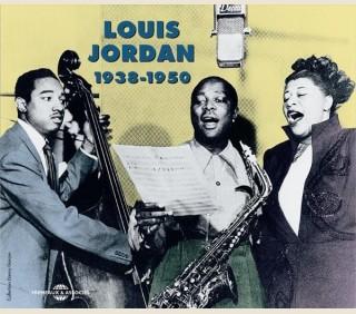 LOUIS JORDAN - Rhythm and Blues