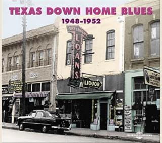 TEXAS DOWN HOME BLUES