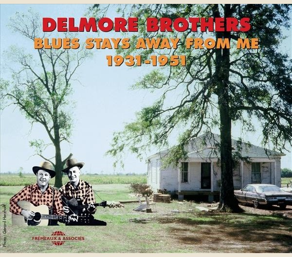 The Delmore Brothers Delmore Brothers No Drunkard Can Enter There / Blind Child