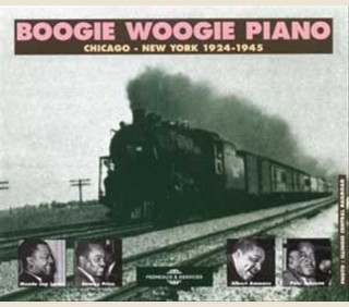 BOOGIE WOOGIE PIANO VOL 1