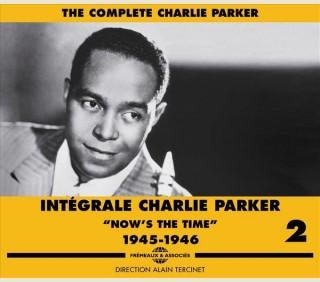 THE COMPLETE CHARLIE PARKER Vol 2