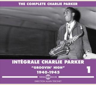THE COMPLETE CHARLIE PARKER  Vol 1