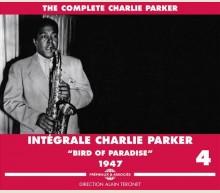 CHARLIE PARKER - INTEGRALE Vol 4