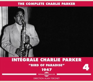THE COMPLETE CHARLIE PARKER  Vol 4