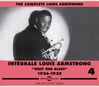 INTEGRALE LOUIS ARMSTRONG VOL 4