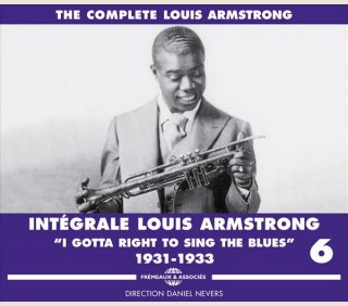 INTEGRALE LOUIS ARMSTRONG VOL 6