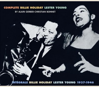 INTEGRALE BILLIE HOLIDAY - LESTER YOUNG