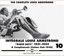 INTEGRALE LOUIS ARMSTRONG VOL. 10