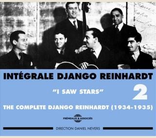 DJANGO REINHARDT - INTEGRALE VOL 2