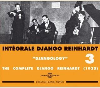 DJANGO REINHARDT - INTEGRALE VOL 3