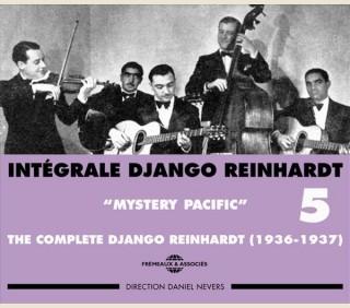 DJANGO REINHARDT - INTEGRALE VOL 5