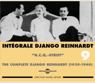 DJANGO REINHARDT - INTEGRALE VOL 9