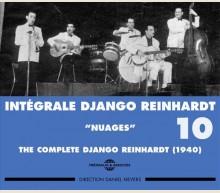 DJANGO REINHARDT - INTEGRALE VOL 10