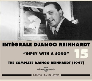 DJANGO REINHARDT - INTEGRALE VOL 15