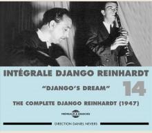DJANGO REINHARDT - INTEGRALE VOL 14