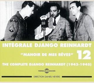 DJANGO REINHARDT - INTEGRALE VOL 12