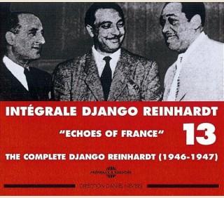 DJANGO REINHARDT - INTEGRALE VOL 13
