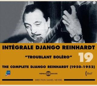 DJANGO REINHARDT - INTEGRALE VOL 19