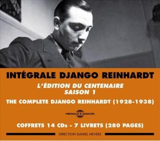 DJANGO REINHARDT - L'EDITION DU CENTENAIRE - SAISON 1