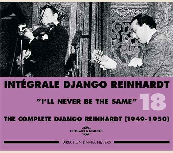Django Reinhardt Coffret Souvenir 1910 1953