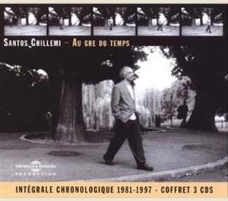 AU GRE DU TEMPS - INTEGRALE 1981-1992