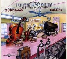 PINCHAS ZUKERMAN - CLAUDE BOLLING