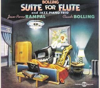 JEAN-PIERRE RAMPAL - CLAUDE BOLLING