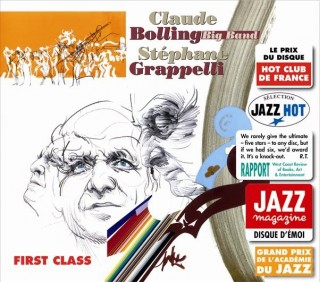 STEPHANE GRAPPELLI - CLAUDE BOLLING BIG BAND