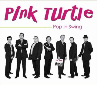 POP IN SWING - PINK TURTLE