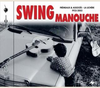 SWING MANOUCHE 1CD