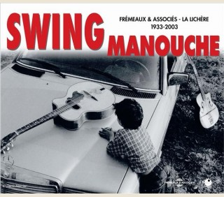 SWING MANOUCHE 2 CDs
