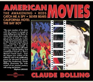 CLAUDE BOLLING - AMERICAN MOVIES