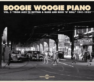 BOOGIE WOOGIE PIANO VOL 3