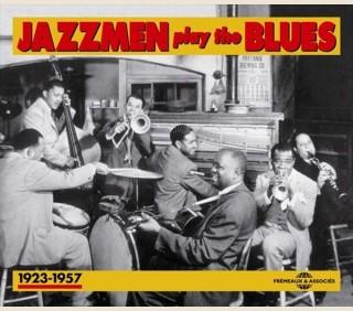 JAZZMEN PLAY THE BLUES 1923-1957