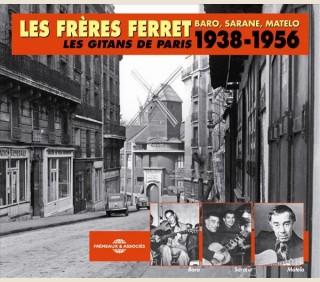 LES GITANS DE PARIS 1938-1956