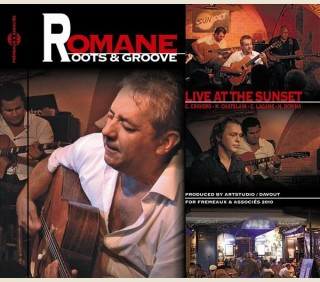 ROMANE - ROOTS & GROOVE - LIVE AT THE SUNSET CD