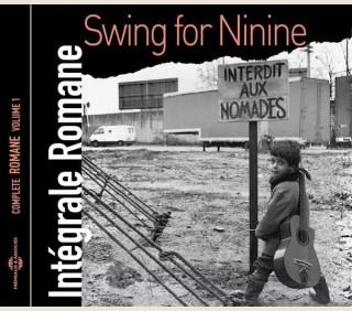 SWING FOR NININE - ROMANE - INTEGRALE Vol.1
