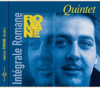 QUINTET - ROMANE - INTEGRALE Vol.2