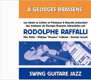 RODOLPHE RAFFALLI - A GEORGES BRASSENS VOL 1