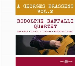 RODOLPHE RAFFALLI - A GEORGES BRASSENS VOL 2