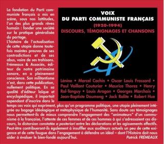 VOIX DU PARTI COMMUNISTE FRANCAIS