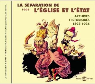 LA SEPARATION DE L' EGLISE ET DE L' ETAT