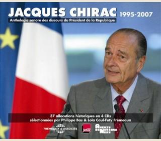 JACQUES CHIRAC 1995-2007 PRESIDENT DE LA REPUBLIQUE