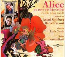 ALICE AU PAYS DES MERVEILLES D'APRES LEWIS CAROLL