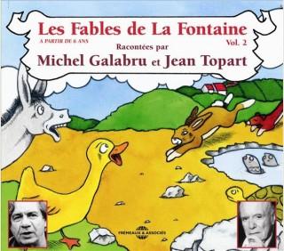 LES FABLES DE LA FONTAINE VOL 2
