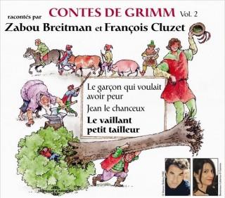 LE VAILLANT PETIT TAILLEUR -LE GARCON QUI VOULAIT AVOIR PEUR -JEAN LE CHANCEUX