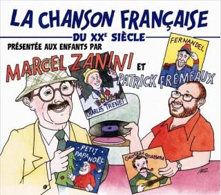 LA CHANSON FRANCAISE DU XXème SIECLE