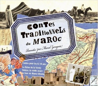 CONTES TRADITIONNELS DU MAROC